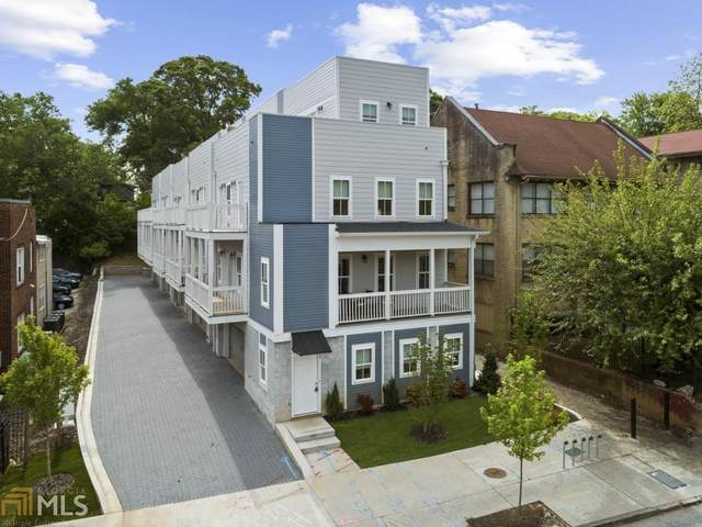 663 Boulevard #1, Atlanta, GA 30308 (MLS #8982705) :: Bonds Realty Group Keller Williams Realty - Atlanta Partners