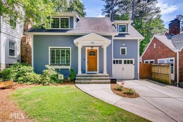 418 Coventry Rd, Decatur, GA 30030 (MLS #8982858) :: Bonds Realty Group Keller Williams Realty - Atlanta Partners