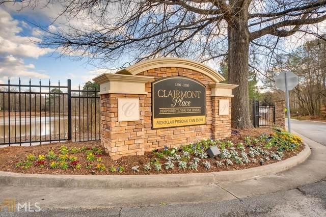 1800 Clairmont Lk A621, Decatur, GA 30033 (MLS #8982931) :: Athens Georgia Homes