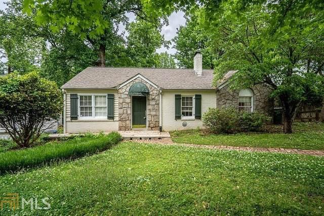 505 Hascall Rd, Atlanta, GA 30309 (MLS #8983404) :: RE/MAX Eagle Creek Realty