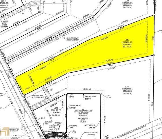 0 Highway 279 #7, Fayetteville, GA 30214 (MLS #8983568) :: Bonds Realty Group Keller Williams Realty - Atlanta Partners