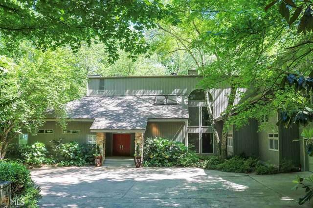 27 NW W Wesley Ridge, Atlanta, GA 30327 (MLS #8983571) :: RE/MAX Eagle Creek Realty
