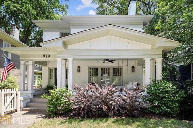 979 Rupley St, Atlanta, GA 30306 (MLS #8983612) :: Athens Georgia Homes