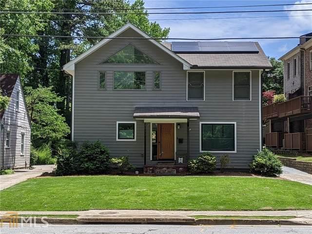 973 Church St, Decatur, GA 30030 (MLS #8983632) :: Houska Realty Group