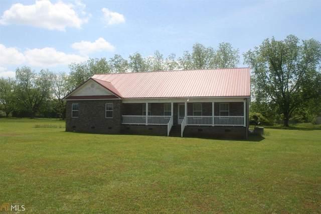 1780 Pea Ridge Rd, Fort Valley, GA 31030 (MLS #8983759) :: Bonds Realty Group Keller Williams Realty - Atlanta Partners
