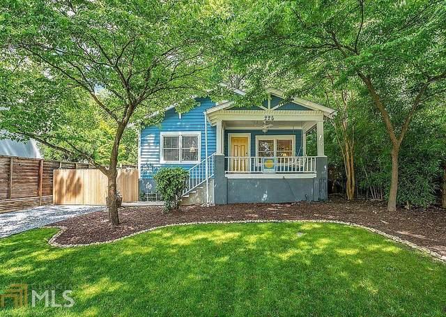 225 Marion Pl, Atlanta, GA 30307 (MLS #8984030) :: Buffington Real Estate Group