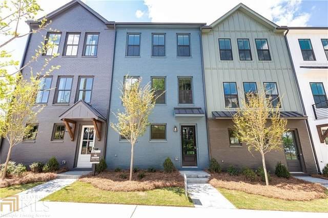 165 W Wieuca Rd #11, Atlanta, GA 30342 (MLS #8984035) :: Amy & Company | Southside Realtors