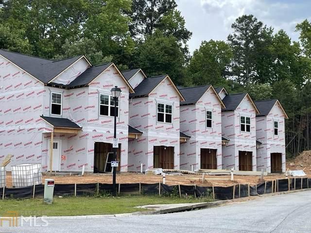 6313 Redan Sq #66, Lithonia, GA 30058 (MLS #8984311) :: Buffington Real Estate Group