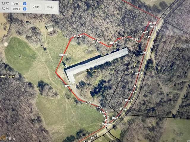 1151 Marlow Rd, Maysville, GA 30558 (MLS #8984452) :: The Durham Team