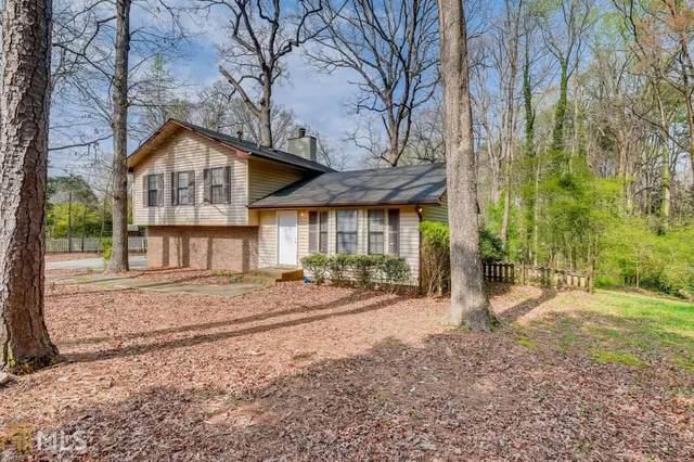 0 Harts Mill Rd, Brookhaven, GA 30341 (MLS #8984829) :: Scott Fine Homes at Keller Williams First Atlanta