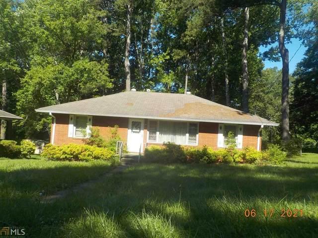 2547 SW Springdale Rd, Atlanta, GA 30315 (MLS #8984886) :: Team Cozart