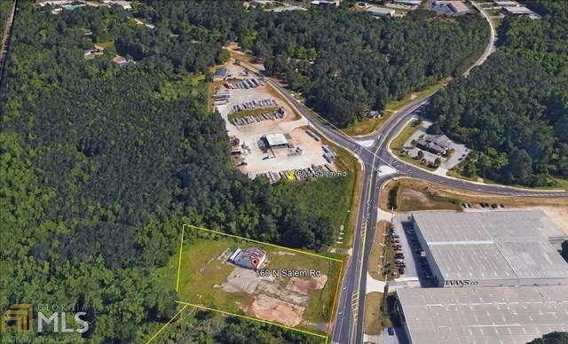 160 N Salem Rd, Conyers, GA 30013 (MLS #8984977) :: Bonds Realty Group Keller Williams Realty - Atlanta Partners