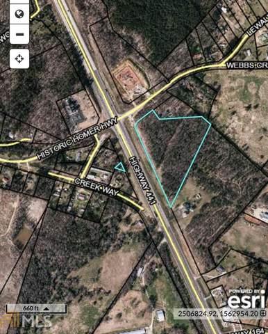 0 Webbs Creek Rd, Commerce, GA 30529 (MLS #8985030) :: Houska Realty Group