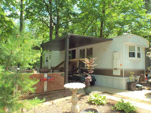 45 Hollow Log Path 69D, Cleveland, GA 30528 (MLS #8985068) :: Athens Georgia Homes