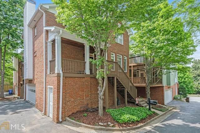 823 Saint Charles Ave #2, Atlanta, GA 30306 (MLS #8985224) :: Athens Georgia Homes