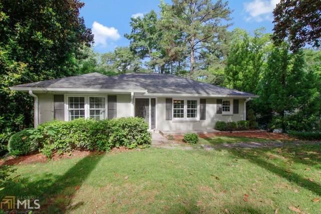 3902 Peachtree Dunwoody Rd, Atlanta, GA 30342 (MLS #8985316) :: Tim Stout and Associates