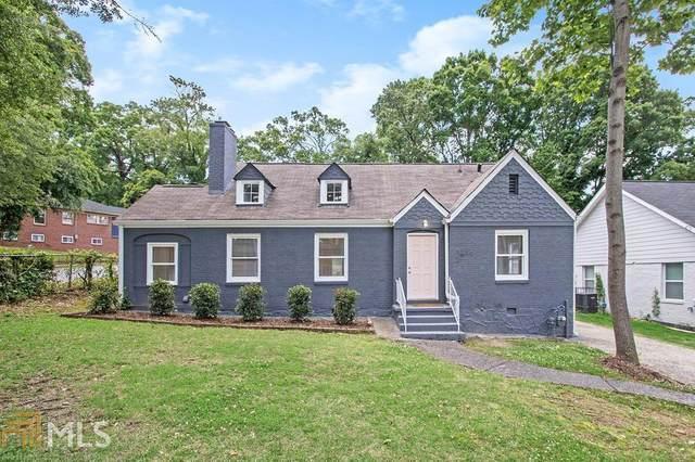 1216 Beecher St, Atlanta, GA 30310 (MLS #8985343) :: Athens Georgia Homes