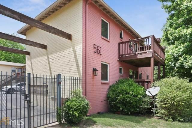 561 Formwalt St #3, Atlanta, GA 30312 (MLS #8985345) :: Military Realty