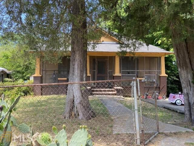 930 N Wilkinson St, Milledgeville, GA 31061 (MLS #8985427) :: RE/MAX Eagle Creek Realty