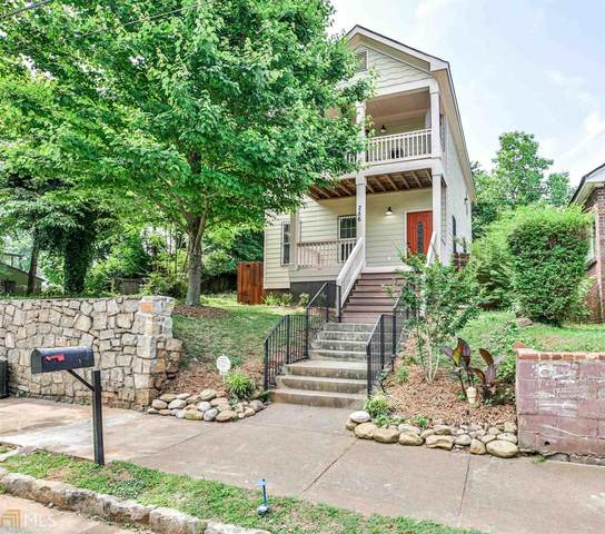 256 Delevan, Atlanta, GA 30315 (MLS #8985488) :: Athens Georgia Homes