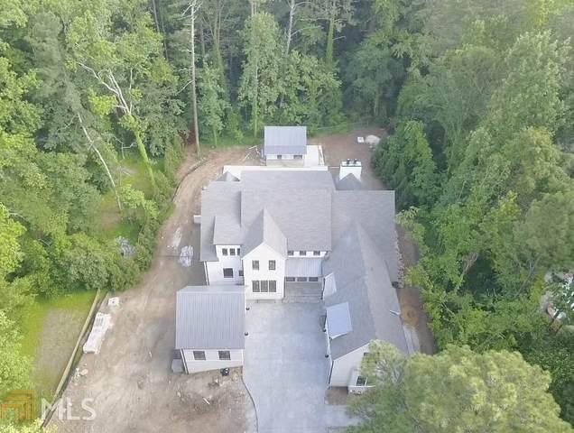 5022 Lake Forrest Dr, Sandy Springs, GA 30342 (MLS #8985606) :: RE/MAX Eagle Creek Realty