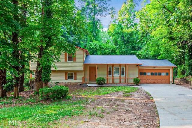 5318 Zachary, Stone Mountain, GA 30083 (MLS #8985662) :: Grow Local