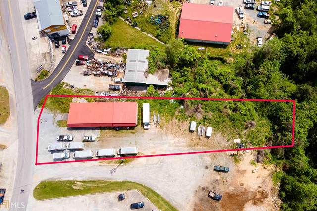 126 Josh Hall Rd, Blue Ridge, GA 30513 (MLS #8985828) :: Buffington Real Estate Group