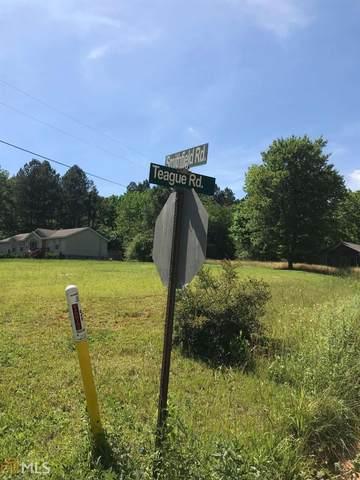 0 Teague Rd, Bowdon, GA 30108 (MLS #8985886) :: Rettro Group