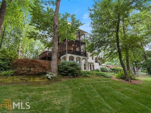 1607 Grant Dr, Brookhaven, GA 30319 (MLS #8986052) :: Buffington Real Estate Group