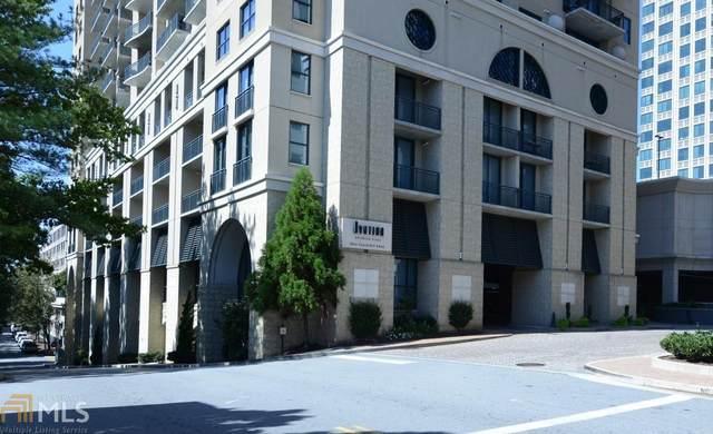 3040 Peachtree Rd #309, Atlanta, GA 30305 (MLS #8986154) :: Team Cozart