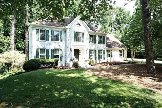 5601 Trion Cv, Peachtree Corners, GA 30092 (MLS #8986463) :: Athens Georgia Homes