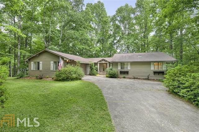 1310 N Lake Dr, Canton, GA 30115 (MLS #8986486) :: The Realty Queen & Team