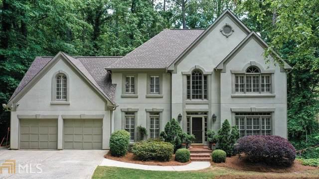 620 Highlands Ct, Roswell, GA 30075 (MLS #8986597) :: The Huffaker Group