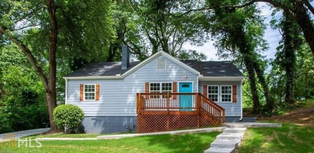 1626 Oak Knoll Cir, Atlanta, GA 30315 (MLS #8986604) :: Amy & Company | Southside Realtors