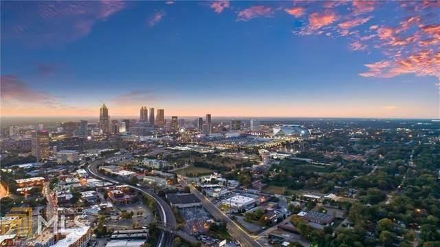 788 W Marietta St #1602, Atlanta, GA 30318 (MLS #8986662) :: RE/MAX Eagle Creek Realty