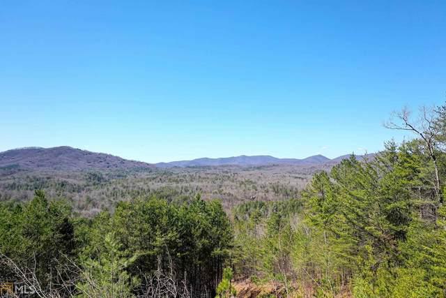 0 Mountain Peak Lot 1, Mineral Bluff, GA 30559 (MLS #8986868) :: Buffington Real Estate Group