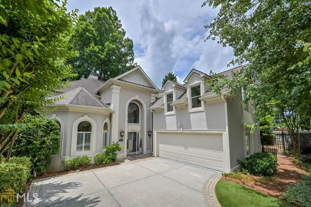 1805 River Falls Dr, Roswell, GA 30076 (MLS #8987073) :: RE/MAX Eagle Creek Realty
