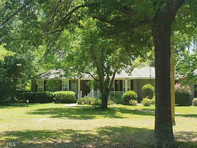 1711 St Matthews Church, Metter, GA 30439 (MLS #8987207) :: Rettro Group