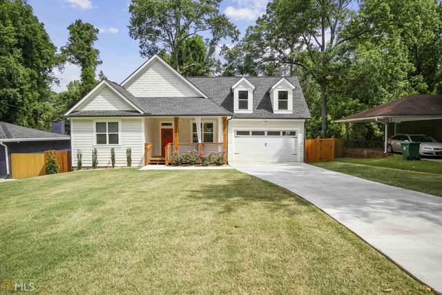 3060 Glendale Ct, Decatur, GA 30032 (MLS #8987213) :: Tim Stout and Associates