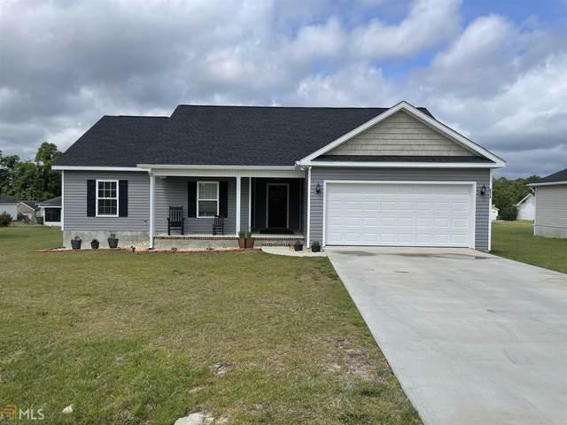 6018 Virginia Pine Ave, Statesboro, GA 30458 (MLS #8987362) :: Athens Georgia Homes
