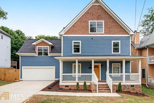 158 Richmond St, Atlanta, GA 30312 (MLS #8987379) :: RE/MAX Eagle Creek Realty
