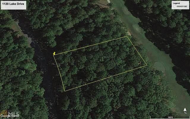 1120 Lake Dr, Greensboro, GA 30642 (MLS #8987425) :: Amy & Company | Southside Realtors