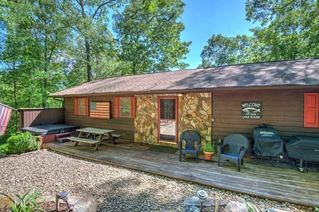 116 Raindance, Clayton, GA 30525 (MLS #8987427) :: Crown Realty Group