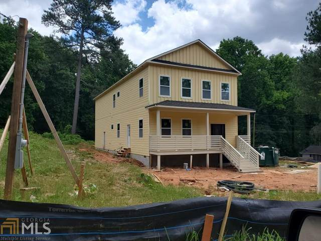 321 Seventh Ave, Scottdale, GA 30079 (MLS #8987654) :: Crown Realty Group
