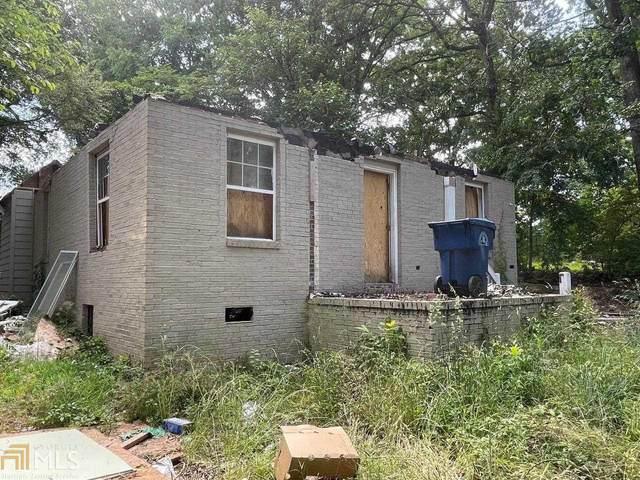 1111 Oak Knoll Ter, Atlanta, GA 30315 (MLS #8987734) :: Amy & Company | Southside Realtors