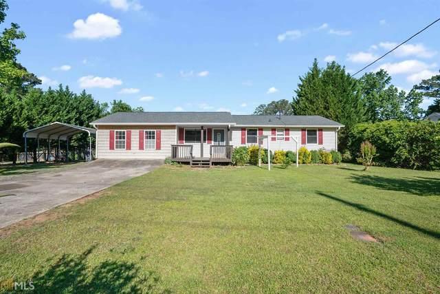 4902 W Lake Way, Douglasville, GA 30135 (MLS #8987754) :: RE/MAX Eagle Creek Realty