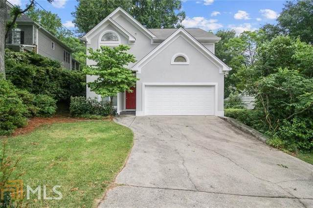 1086 Pine Grove Ave, Brookhaven, GA 30319 (MLS #8987939) :: RE/MAX Eagle Creek Realty