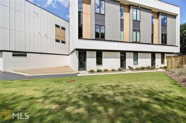 2424 Memorial Dr #8, Atlanta, GA 30317 (MLS #8988063) :: Bonds Realty Group Keller Williams Realty - Atlanta Partners