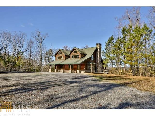 394 Lake Forest Dr, Ellijay, GA 30540 (MLS #8988239) :: Crest Realty
