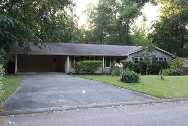 1521 Compton Dr, Mableton, GA 30126 (MLS #8988326) :: Athens Georgia Homes